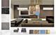 concept design 3d CAD Render of concord living room